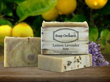 Lemon-Lavender